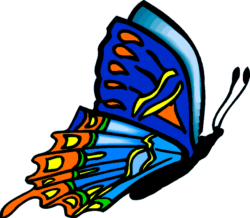 Butterfly-logo